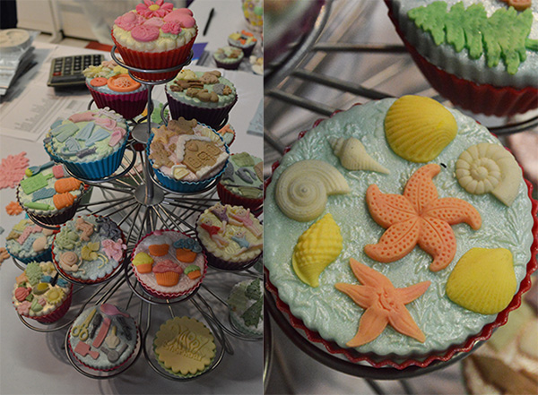 salon sugar Paris cupcakes