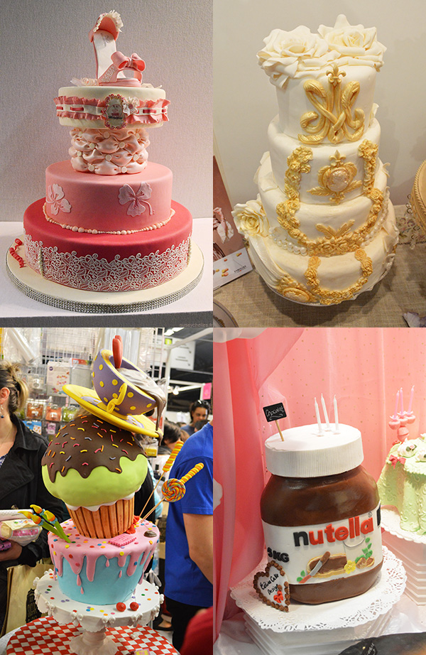salon sugar Paris gateaux