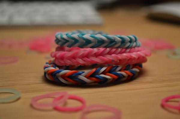 vue bracelets rainbow loom