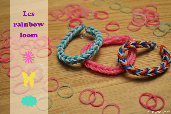 inspirations rainbow loom