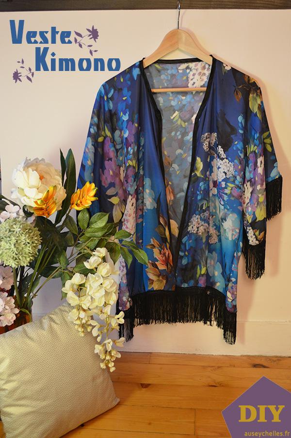 presentation veste kimono diy
