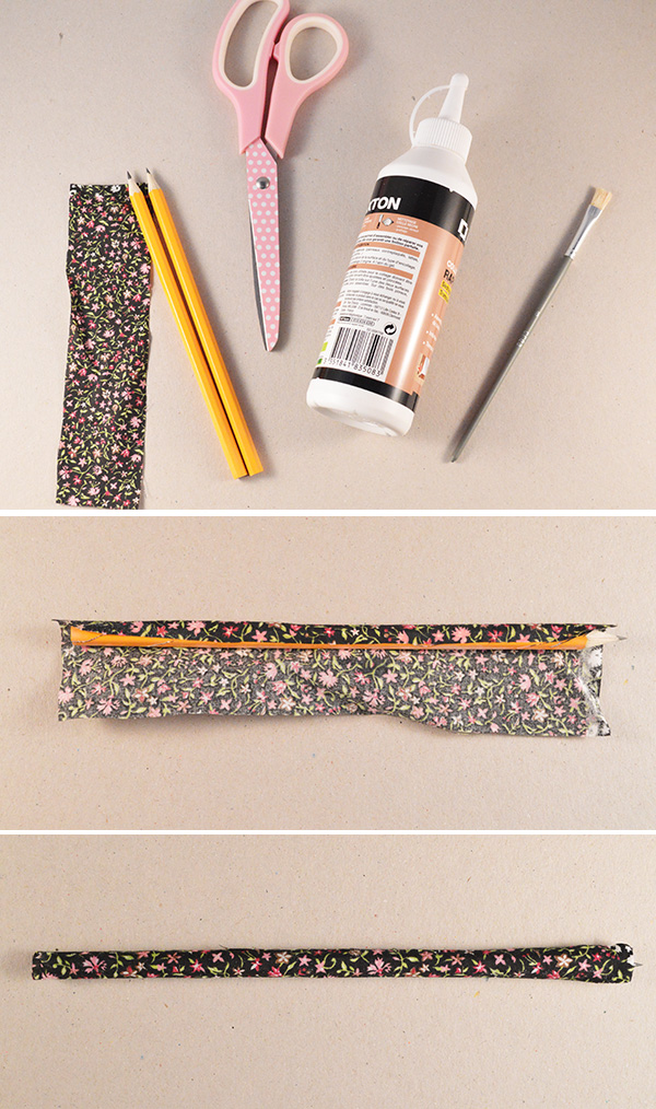 tutoriel crayon liberty diy