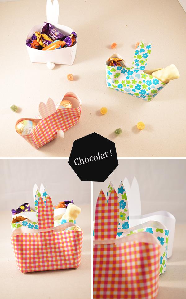 vues paniers lapin de Pâques DIY - auseychelles.fr