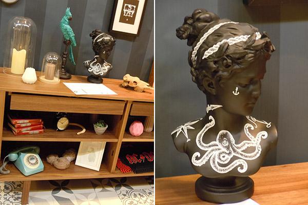 Salon CSF 2015 - allée des inspirations - buste