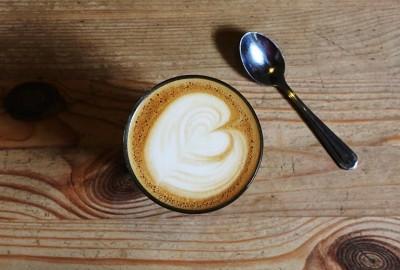 visuel présentation slider café coeur